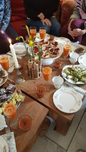 high tea mothers day, hen party high tea