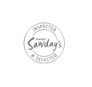sawdays certified logo ireland