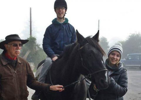horse riding holidays ireland