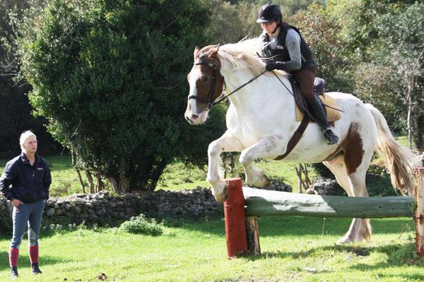 horse riding Ireland