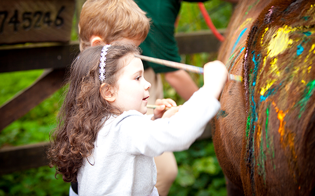 horse activities for children