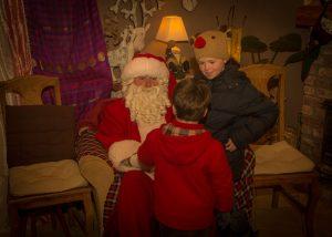 visit Santa Galway