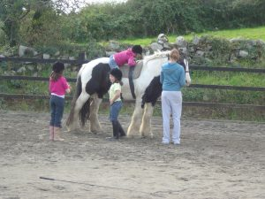 fun pony activities for Easter pony camp
